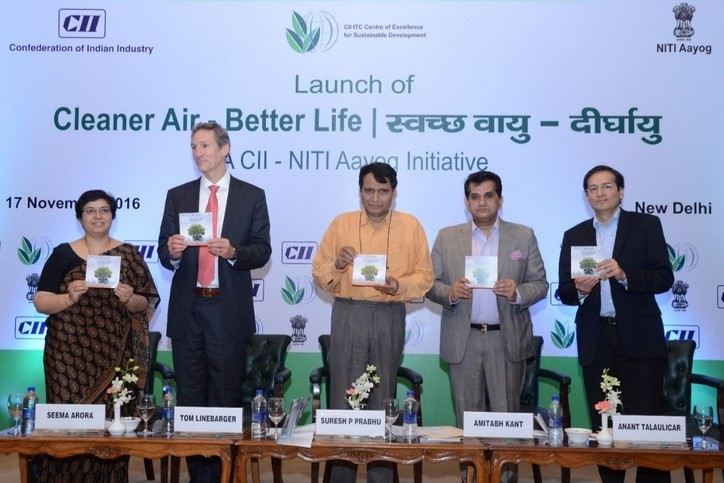 CII-Niti Aayog: Cleaner Air Better Life initiative for solution to air-pollution