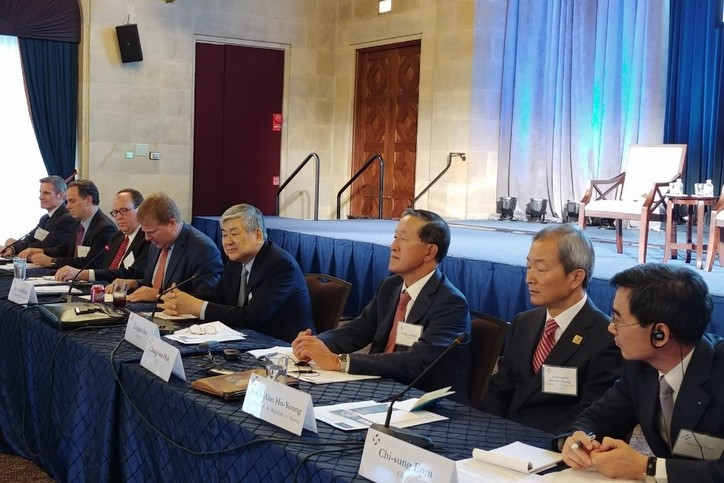 FKI: US-Korea Business Council & Korea-US Business Council Meeting