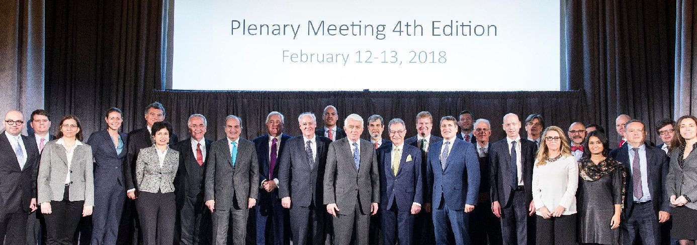 February 12-13, 2018, Washington D.C. – Global Business Coalition Plenary Meeting 4th Edition