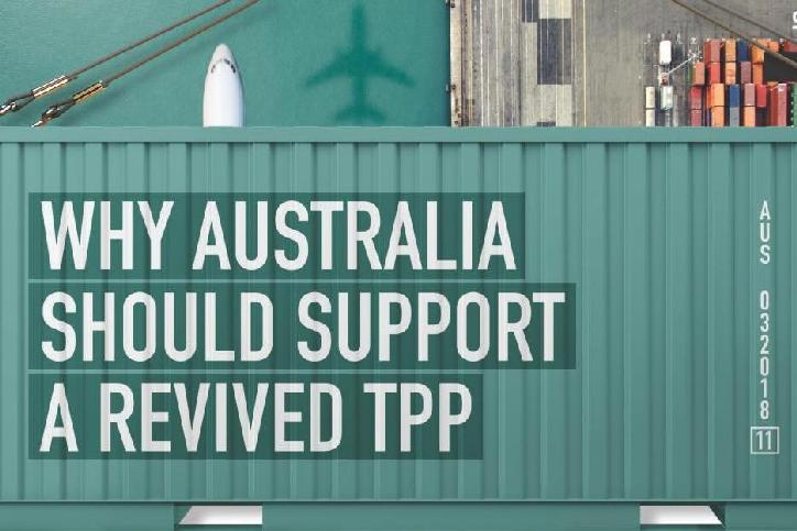 AiG joins industry bodies to issue policy brief in support of TPP