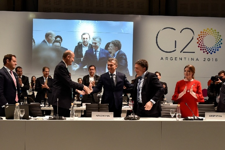 G20 seeks to strengthen the contribution of trade to the world's economies