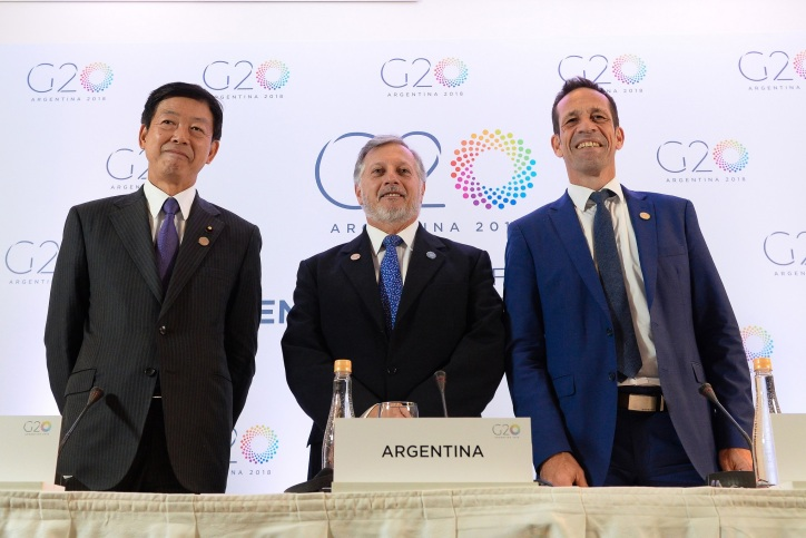 G20: Consensus reached at energy ministerial meeting