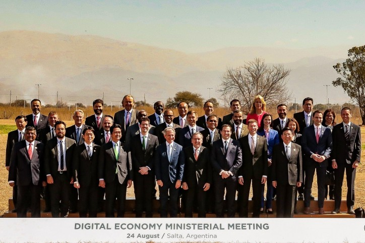 G20 confirms importance of digital economy for global development