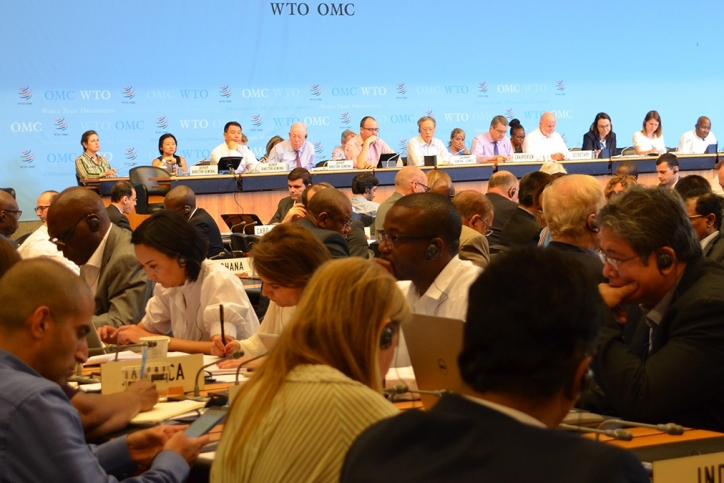 WTO: DG Azevedo – Now is the time to speak up for trade and the trading system