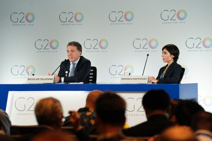 G20 calls to resolve trade tensions, at Bali ministerial