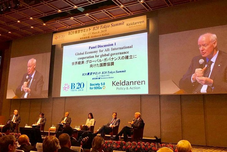 CCC wraps up Canadian representation at B20 Tokyo Summit