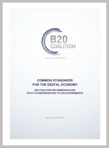 Global Business Coalition Recommendations on ICT Standardization