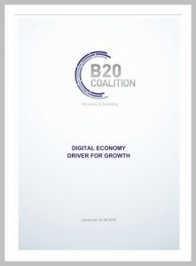 Building a Digital World: Recommendations to G20 governments