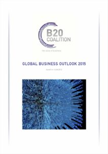 GLOBAL-BUSINESS-COALITION-POSITION PAPER-2015-GLOBAL-BUSINESS-OUTLOOK-2015