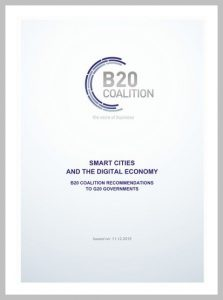 Global Business Coalition Recommendations on Smart Cities
