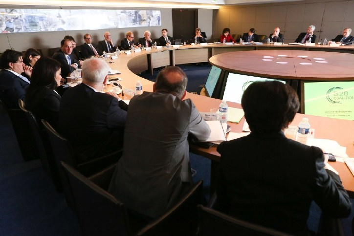 Global Business Coalition highlights key concerns of Business