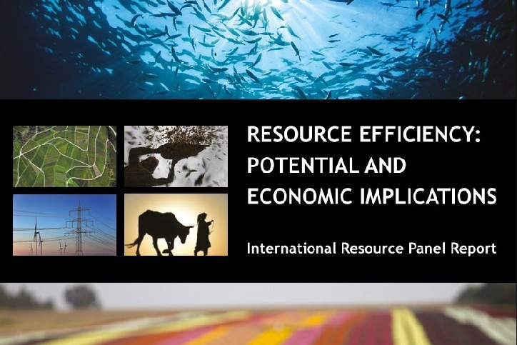UNEP-IRP report – Resource Efficiency: Potential and Economic Implications