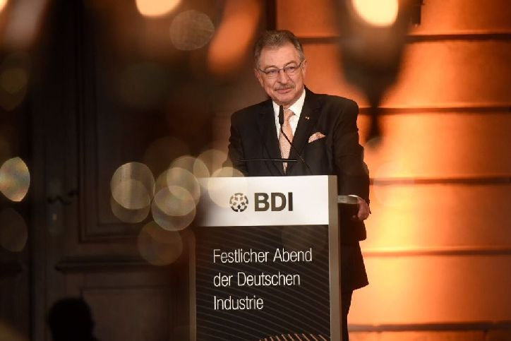 "BDI: ""German industry will continue to play a responsible role in society"""