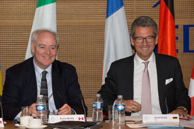 New Presidency for Global Business Coalition announced at 3rd Plenary Meeting