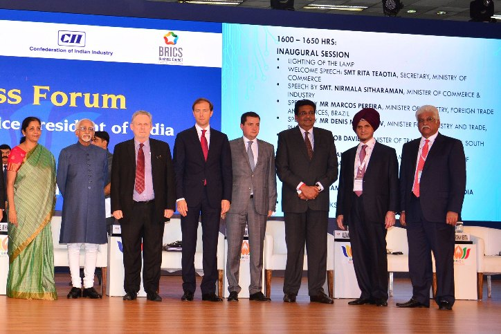 CII: BRICS and BIMSTEC summit update
