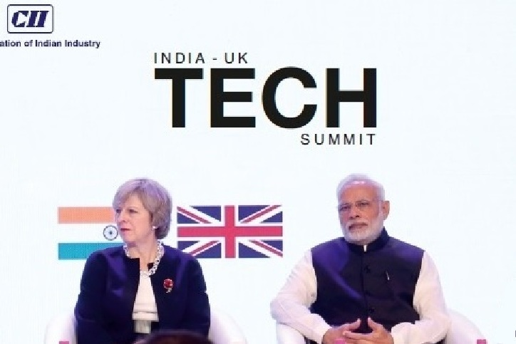 CII: India-UK CII-DST TECH Summit