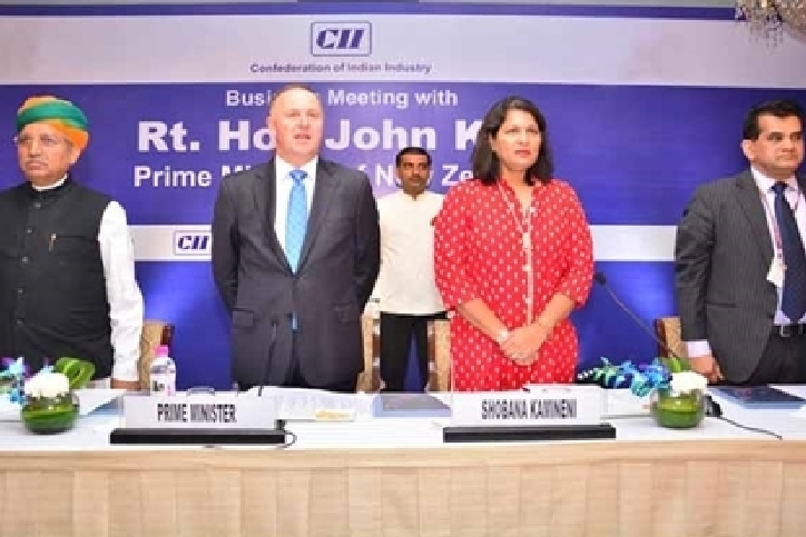 CII: Indian and New Zealand companies sign MoUs