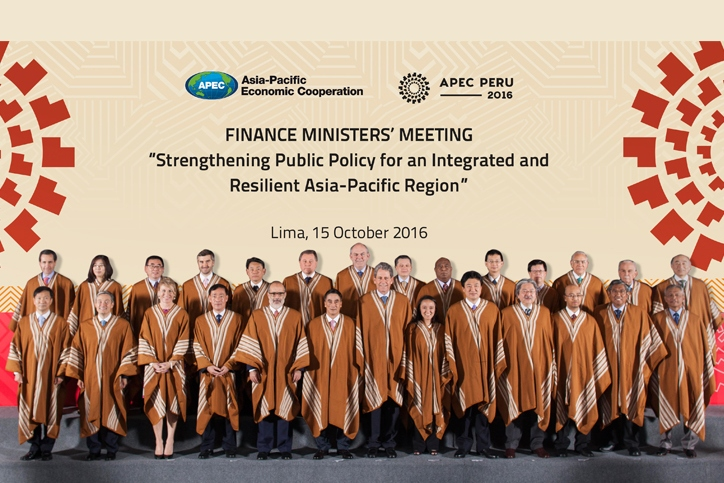 APEC Finance Ministers Lima joint statement