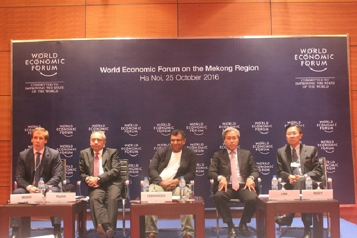 WEF launches ASEAN Regional Business Council