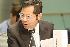 WRI: Leonardo Martinez-Diaz to be the Global Director of WRI's finance center