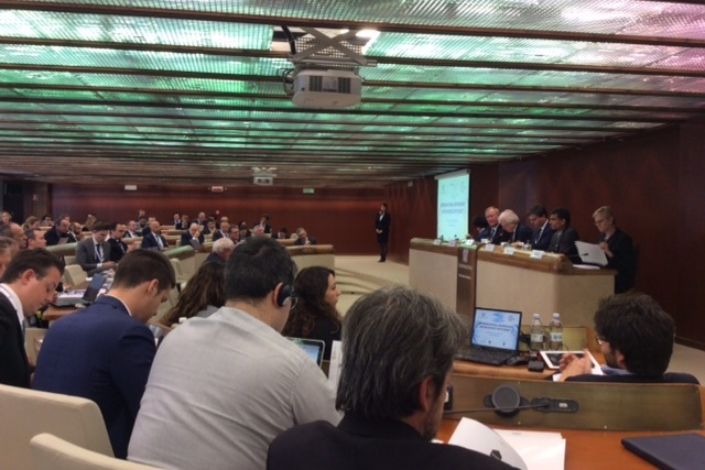 International workshop on Resource Efficiency, Rome, March 30, 2017