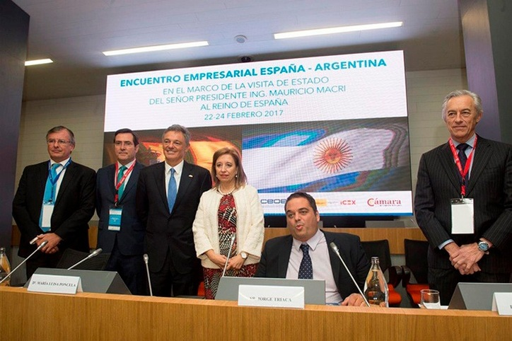 UIA participates in multisectoral trade mission to Spain