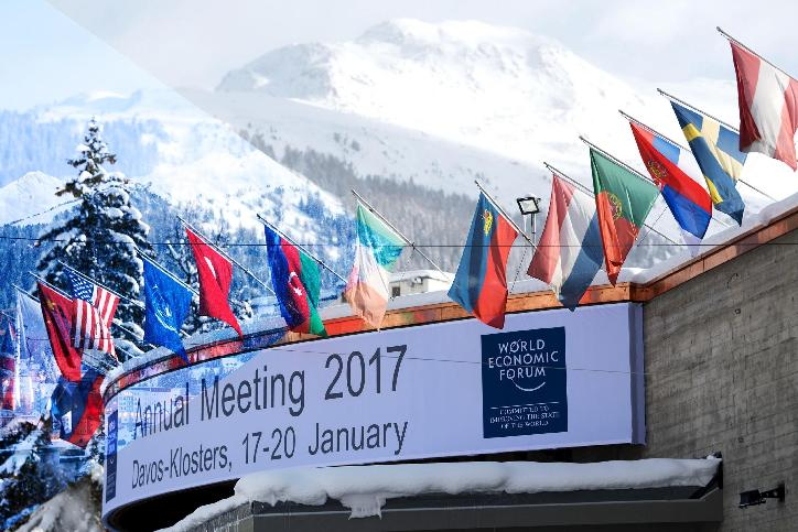 WEF: Report of Annual Meeting 2017: Responsive and Responsible Leadership