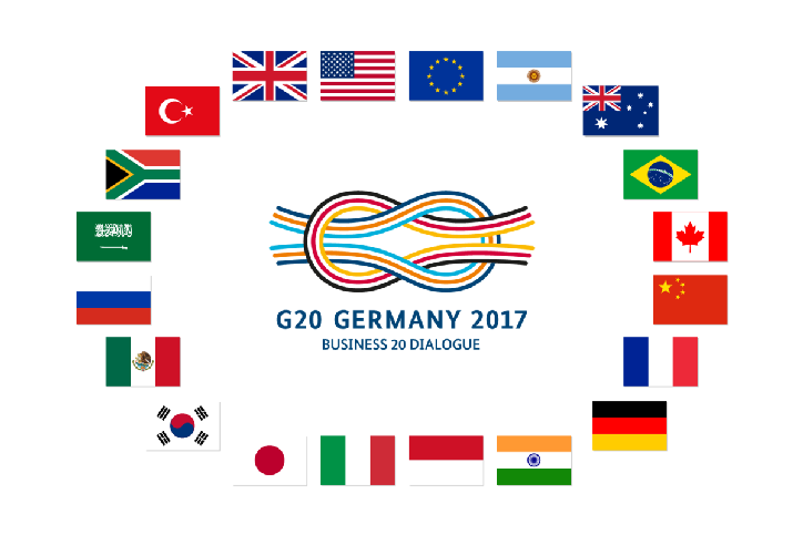 "Germany's G20 Presidency begins, motto: ""Shaping an interconnected world"""
