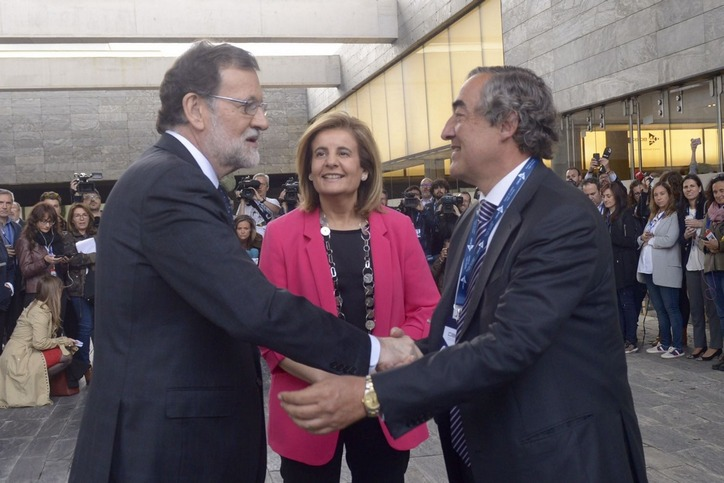 CEOE: President Rosell describes Spain's transformation as 'very positive'