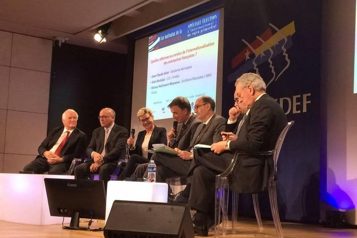 MEDEF: Strengthening position of France &  its companies on the global scene