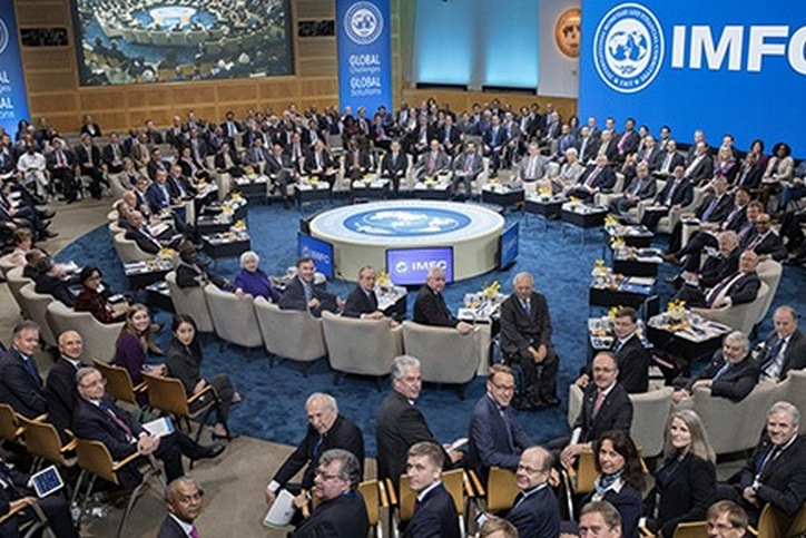 IMF: Communiqué of the thirty-fifth meeting of the IMFC, Washington D.C.