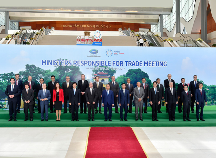 APEC Trade Ministers issue Actions Statement following their meeting in Hanoi