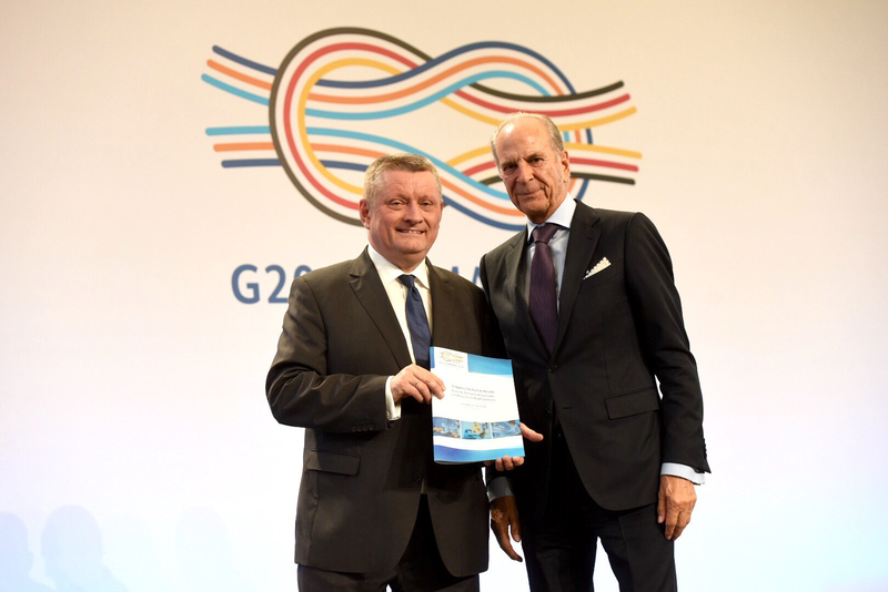 B20 Germany: The B20 Health Initiative has published its final policy paper