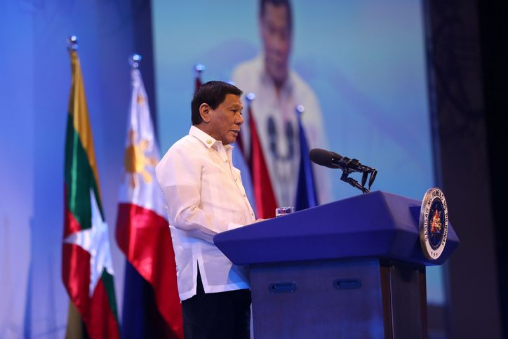 30th ASEAN Summit: The Chairman's Statement at the meeting in Manila