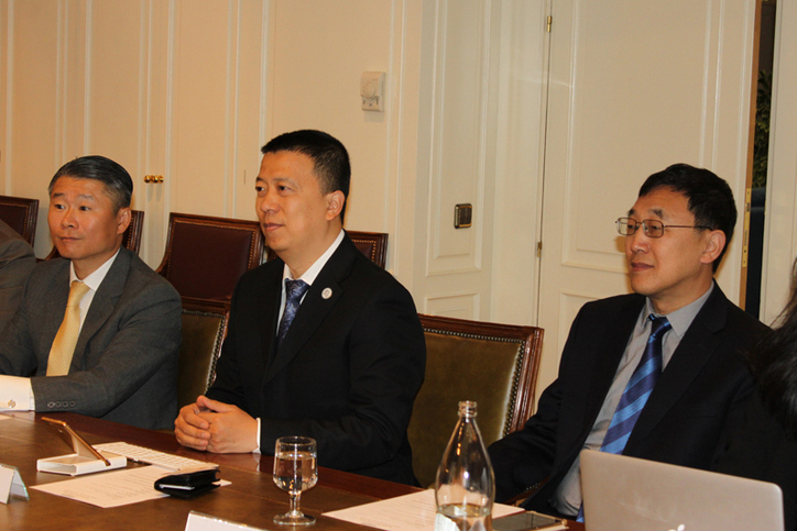 CEOE to play a role in promoting freight traffic by train between Spain and China