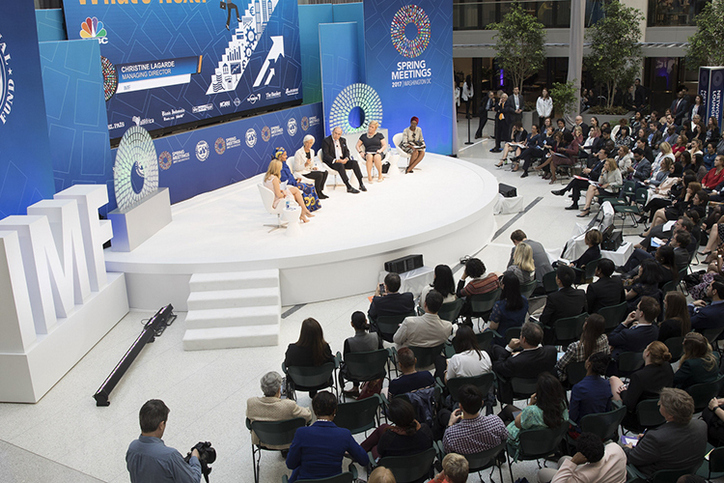 IMF Spring Meetings 2017: Keeping a more positive outlook on the global growth