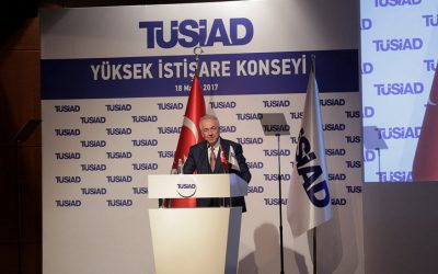 TUSIAD: President Bilecik calls for reforms at the High Advisory Council Meeting