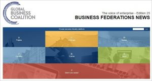 Global Business Coalition-Newsletter Edition 25