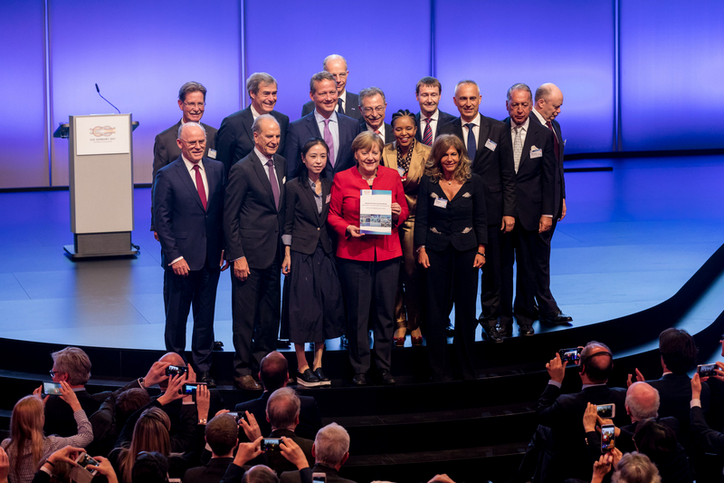 B20 Summit Report: Towards a future-oriented and sustainable world economy
