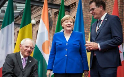 Successful G20 conference in Berlin supports new partnership with Africa