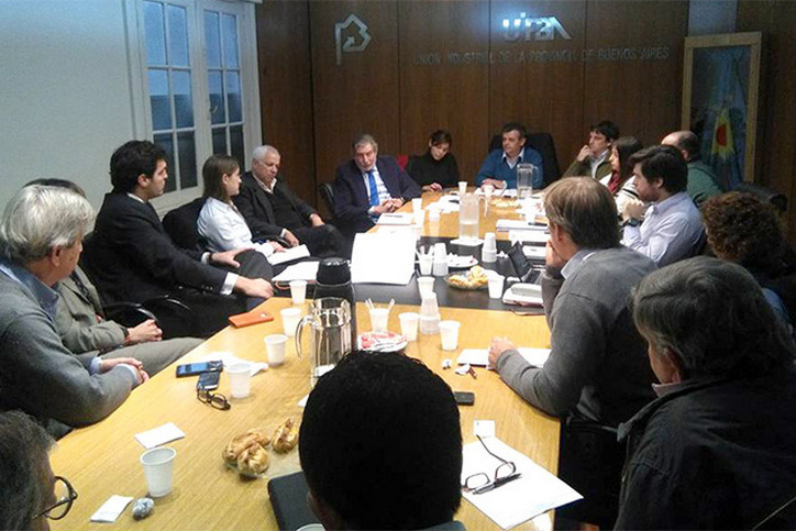 UIA discuss the strategic issues of the Sustainable Development sector