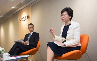 HKGCC: Global and Domestic regulations risk crippling Hong Kong