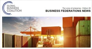 Global Business Coalition-Newsletter Edition 26