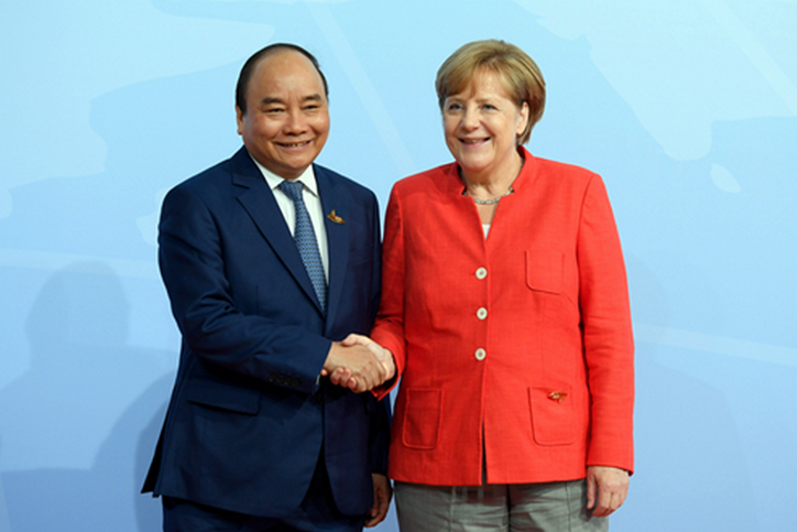 APEC-G20 align trade and growth priorities at the Hamburg summit