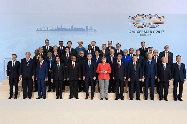 G20 Summit Declaration and other documents, Hamburg, Germany