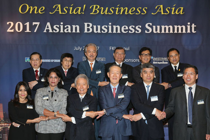 Keidanren:  The 8th Asian Business Summit Joint Statement