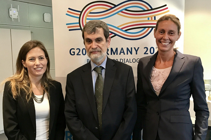 B20 Germany meets B20 Argentina for a two-day workshop