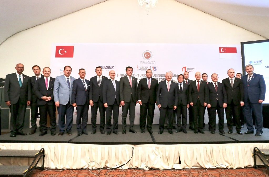 SBF co-organises 5th Turkey-Singapore Business Forum