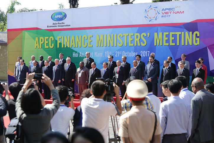 APEC Finance Ministers issue joint statement after Hoi An meeting