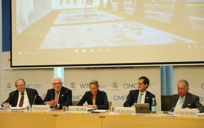 B20 lobbies for open and inclusive trade at WTO Public Forum